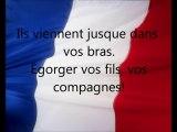 La Marseillaise - Hymne National Français