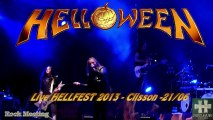 HELLOWEEN  HELLFEST 2013  If I Could Fly  Clisson