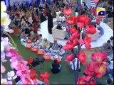 11th Iftari Hamari Iftari Part 1 in Amaan Ramazan with Aamir Liaquat 1434h 21-7-2013