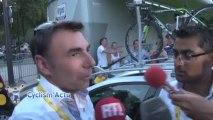 """Tour de France 2013 - Christian Guilberteau : """"On a eu la révélation d'un Marcel"""""""