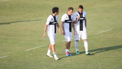Cassano doppietta e magie in Parma A contro Parma B