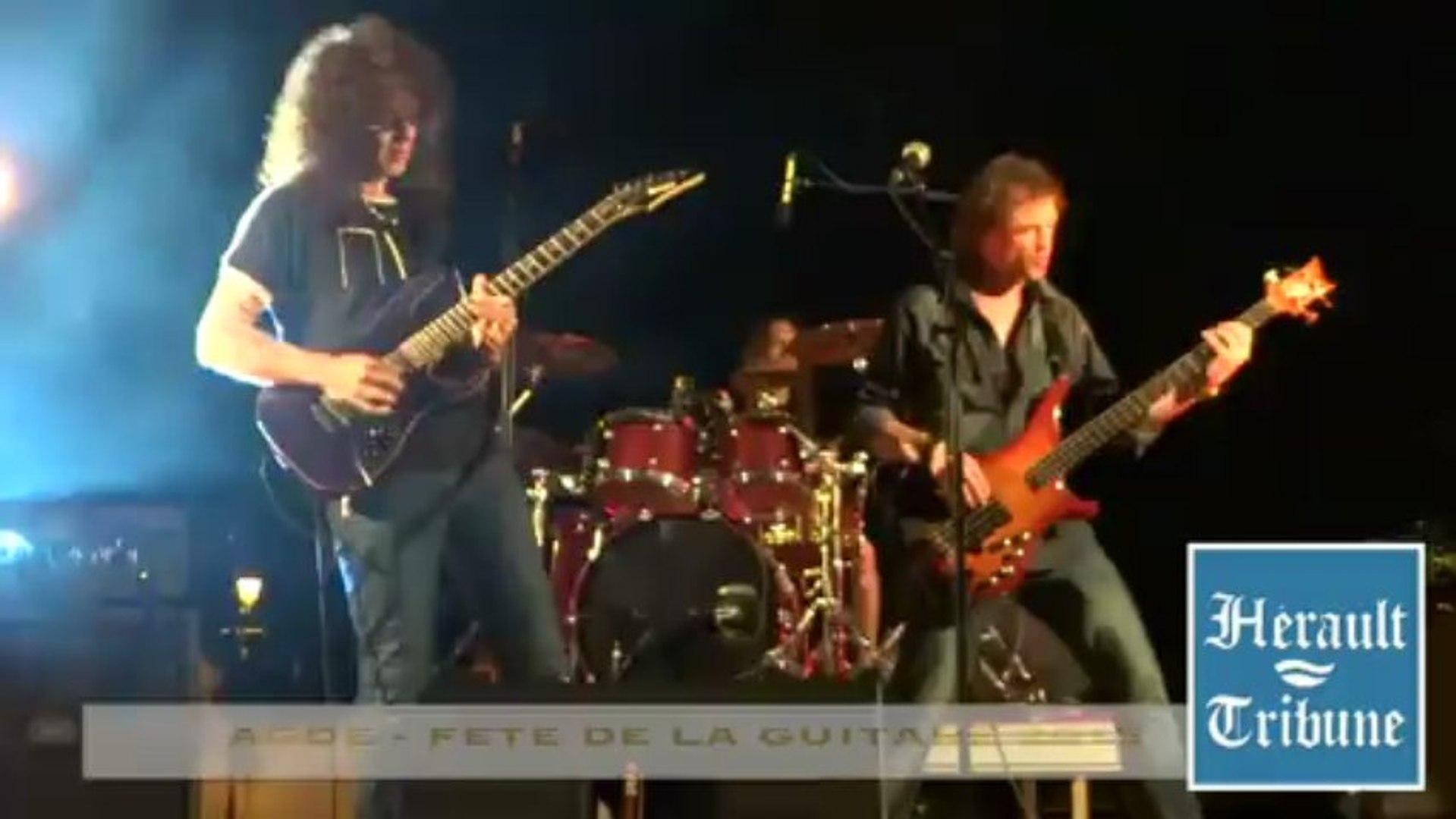 AGDE - 2013 - Franc succès pour la Nuit de la guitare 2013