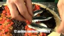 En vidéo : une recette de Pizza aux sardines