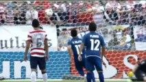 Copa de Oro - El penalti a lo Panenka de Zelaya (El Salvador)