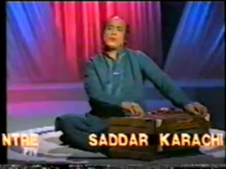 Mehdi Hassan nawazish karam shukriya meherbani Live Performance 1966