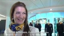 Condor TV zeigt: Flugbegleiterlehrgang bei Condor (Teil 2)