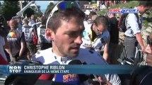 BFM TV / Tour de France 2013 : une seule touche de Bleus - 22/07