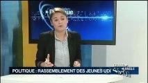 """Chronique politique: lancement des """"Jeunes UDI"""" dans les Yvelines"""