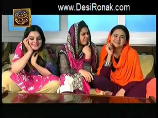 Quddusi Sahab Ki Bewah - Episode 88 - July 22, 2013 - Part 3
