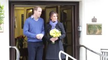 Duchess of Cambridge Kate Middleton Has Baby Boy