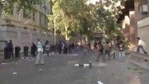 Des affrontements entre pro et anti-Morsi font quatre morts en Egypte