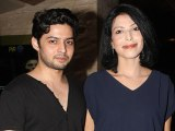 Shilpa Shukla and Shadab Kamal at B A Pass press meet