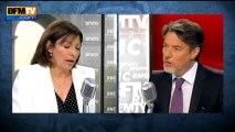 """Anne Hidalgo: """"J'espère que Gilles Bourdouleix sera poursuivi"""" pour ses propos racistes - 23/07"""