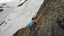 La Plage Aiguille de la Floria Aiguilles Rouges Chamonix Mont-Blanc
