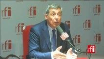 Henri Guaino, député UMP des Yvelines, ancien conseiller spécial de Nicolas Sarkozy
