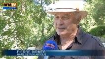 Une semaine en Midi-Pyrénées: le chantier international de Puylaroque - 23/07
