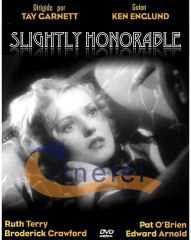 SLIGHTLY HONORABLE (1940, ENGLISH)