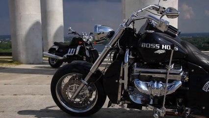 Essai Boss Hoss V8 - Moto Revue