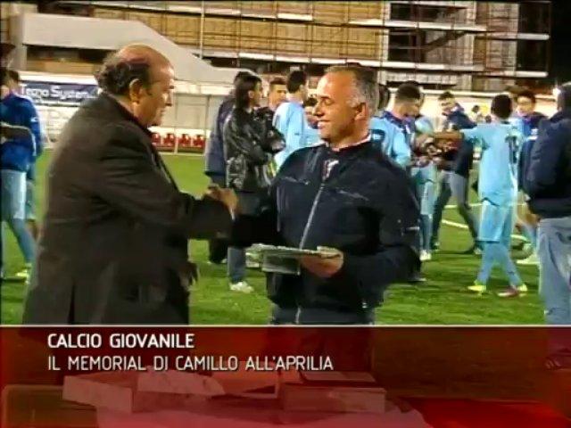 Memorial Di Camillo , vince Aprilia