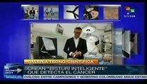 Cirujanos crean nuevo instrumento para detectar cáncer