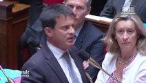 """Manuel Valls : """"Il ne sert à rien de jeter les Français les uns contre les autres"""""""
