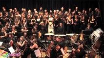 Soustons : l'Opéra des landes et la chorale de Paris