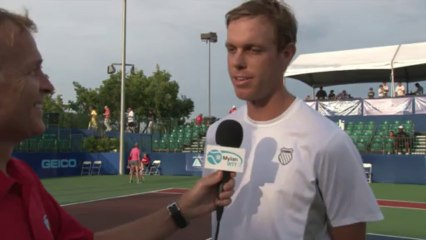 World TeamTennis Interview: Sam Querrey July 22, 2013