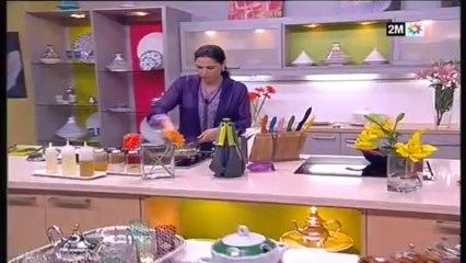 Cours De Cuisine Marocaine : Recette De Pastilla Au Poulet - Bastila