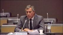 Travaux en commission : Audition de JÉRÔME CAHUZAC devant la Commission d'enquête parlementaire