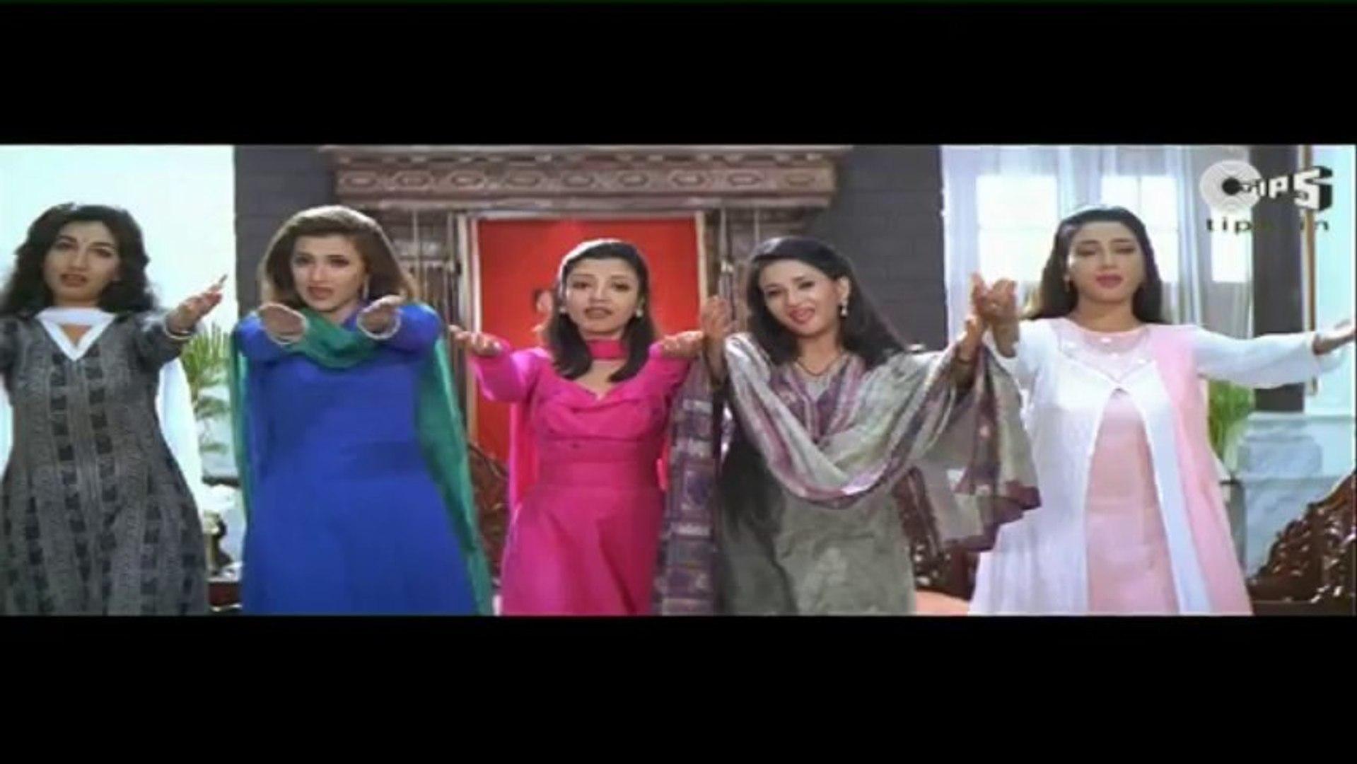 Mamta Bhare Din - Krodh - Sunil Shetty - Full Song