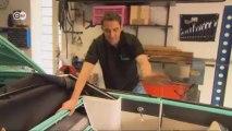 Amphicar: Rundfahrt auf dem Chiemsee | Motor mobil