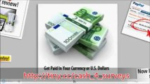 Cash for s - Can you really make money with paid surveys like Cash for surveys?