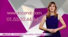 Formation Nouveau Manager - DOCENDI -2 jours-  tel :01 53 20 44 44  Formations Nouveau Manager à Lille
