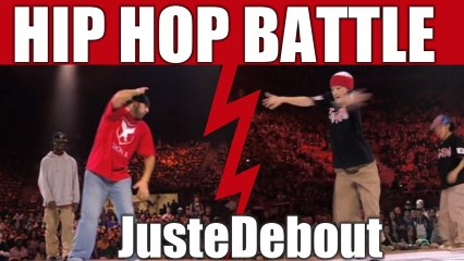 HIP HOP Final – Kyoka & Mika (Japan) vs Salas & Ben (France)
