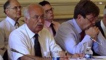 Lancement de la concertation sur la réforme de l'asile : Intervention de M. Jean Louis Touraine, député du Rhone
