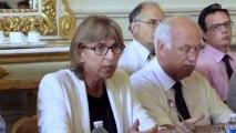 Lancement de la concertation sur la réforme de l'asile : Intervention de Mme Valérie Letard, sénatrice