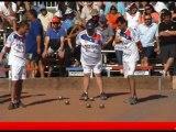 Demi-finales D1, Championnat de France Quadrettes, Sport-Boules, Thonon-Evian 2013