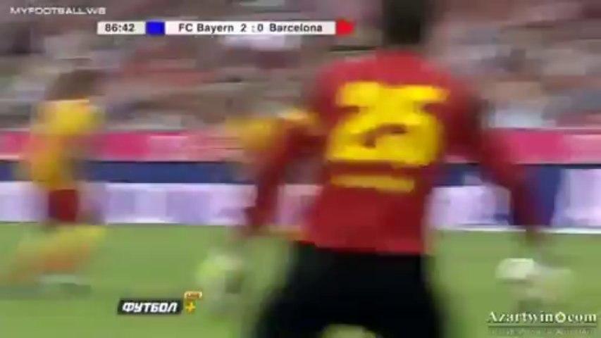 FC Bayern Munich vs FC Barcelona (2-0) Match amical 24/07/2013
