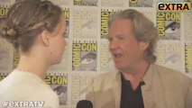 Jennifer Lawrence meets Jeff Bridges