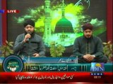 Rehmat-e-Ramzan (Seher Transmission) ON DIN NEWS 24-07-2013 Part-2