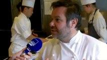 Michel Troisgros raconte SA Loire à France Bleu Saint-Étienne Loire