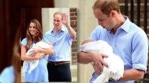 Le nom du bébé royal est Prince George Alexander Louis de Cambridge