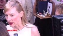 "Cate Blanchett ""A Revelation"" on Working with Woody Allen ""Blue Jasmine"" LA Premiere"