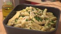 Recette de Pâtes au poulet - 750 Grammes