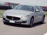 Essai Sport Auto : Maserati Quattroporte 2013