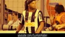 Ronaldinho Sao Paulo Takımını İPE dizdi Ronaldinho vs Sao Paulo   Atlético Mineiro 4-1 2013