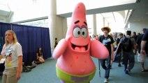 Les Meilleurs Cosplay au Comic Con 2013 de San Diego !! Meilleurs Déguisements, Costumes & Cosplay
