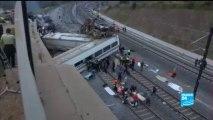 Accident Train Espagne : la vidéo du crash