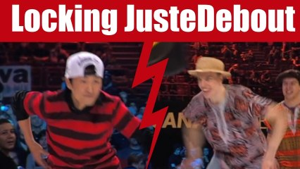 Final – LOCKING - Markus & Alex-A-Train (Sweden) vs Ducky & Jay (France)