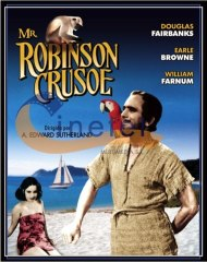 MR. ROBINSON CRUSOE (Mr. Robinson Crusoe, 1932, Full Movie, Spanish, Cinetel)